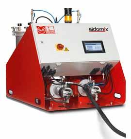 eldomix 10X - kompaktowe urządzenie dozujące